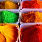 Curry Mischung frisch zubereitet, volles Aroma