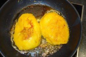 Mango grillen