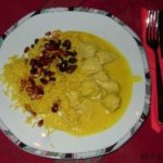 Mansaf -Lamm in Joghurt