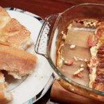 Schafskäse-Soufflé – ein einfaches deftiges Bauerngericht