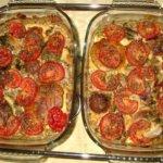 Steinpilzauflauf köstliches Gericht für Pilzsammler